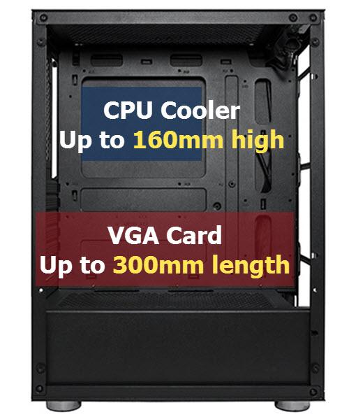 CPU Vga Support